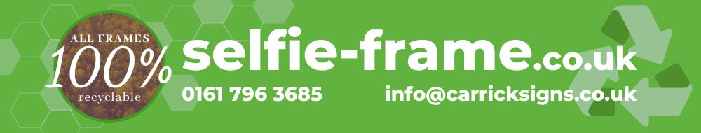 Selfie Frame Banner
