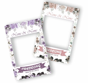Wedding Selfie Frame
